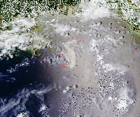 May 11, 2010 MODIS Image