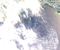 May 13, 2010 MODIS Image